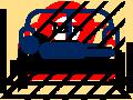 Icono zona para conductores