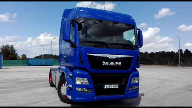 Camión MAN TGX 480 SCAORTIZ venta de camiones segunda mano