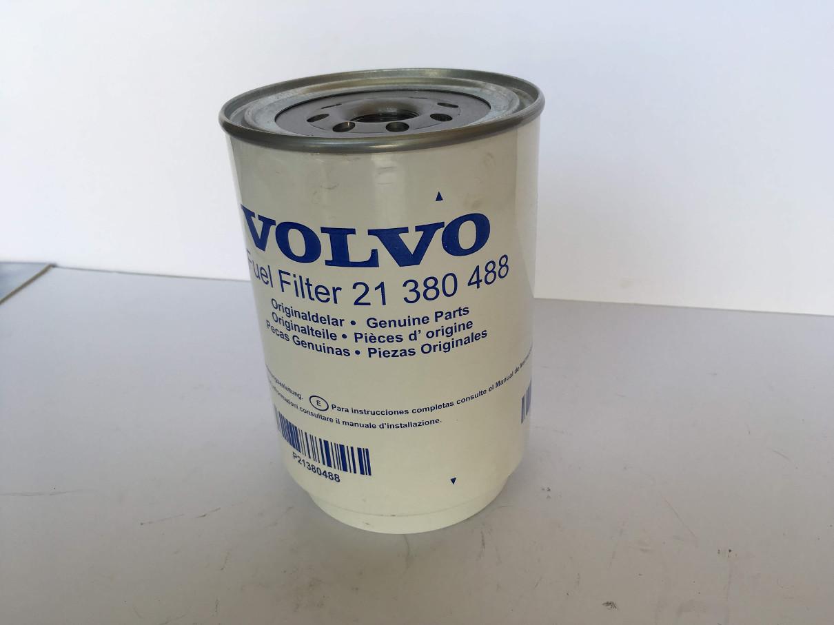 Filtro combustible VOLVO 21380488 recambios originales volvo man scania es talleres scaortiz minglanilla españa scaortiz.com  - Filtro de combustible VOLVO. Referencia 21380488