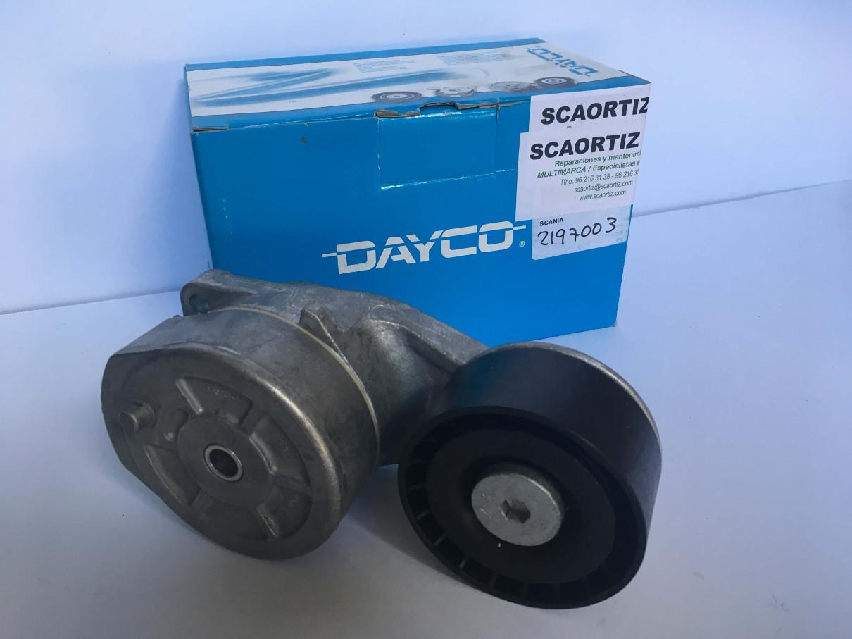 diseño encantador Venta barata bajo precio Tensores de correa DAYCO. Referencia 2197003 | Scaortiz, lo ...