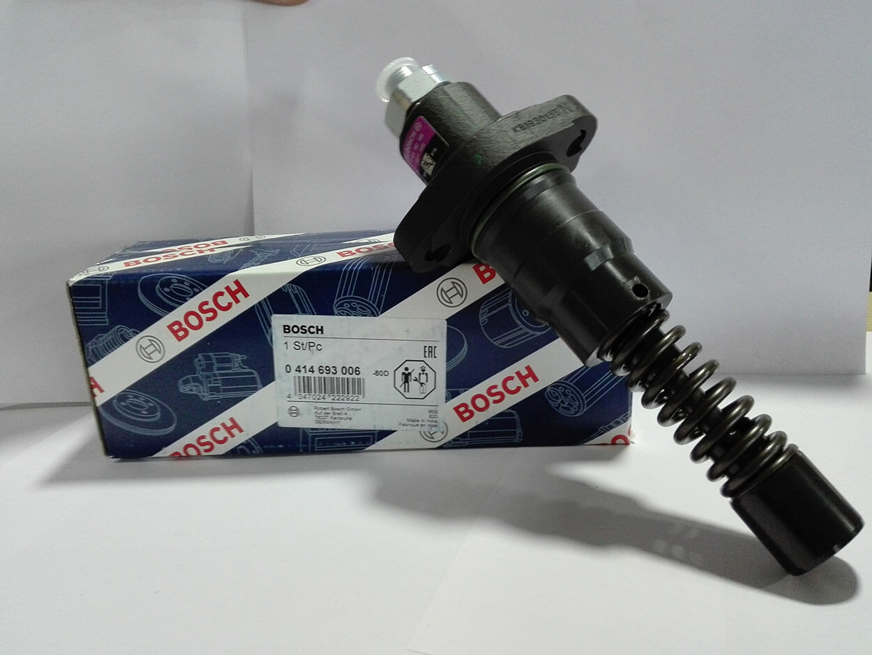 0414693006 Inyector para camiones Bosch - Inyector Bosch. Referencia 0414693006