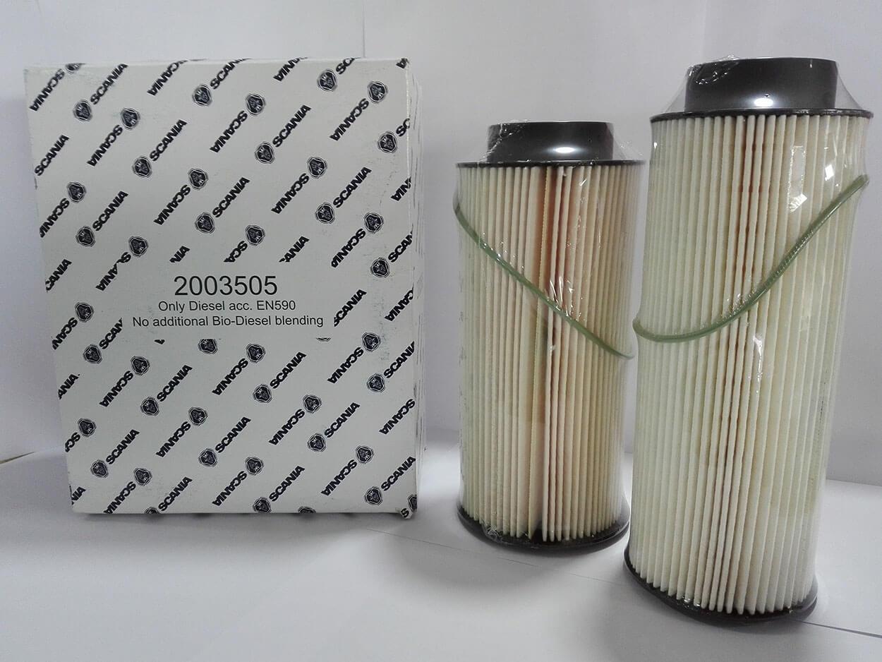 2003505 SCANIA filtro combustible SCAORTIZ recambios - Filtro de combustible SCANIA. Referencia 2003505