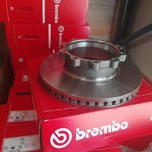 1852817 disco de freno SCANIA 1852817 Brembo recambio camión SCAORTIZ 1 300x300 - Disco de freno SCANIA. Referencia 1852817