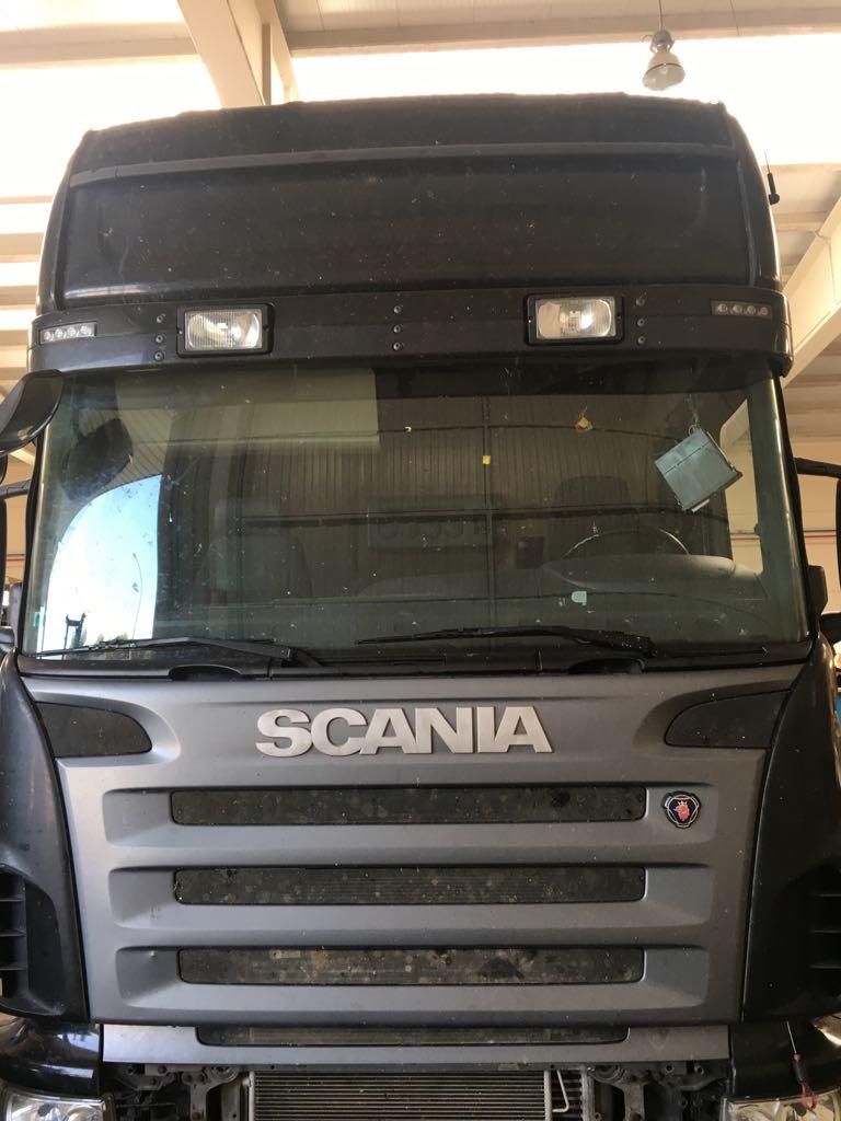 Cabina camión SCANIA usada en SCAORTIZ - Cabina camión SCANIA. Segunda mano