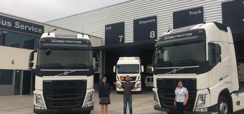 Camiones venta en SCAORTIZ. Camiones de ocasión y de segunda mano 1024x480 - Últimas entregas de camiones VOLVO en SCAORTIZ