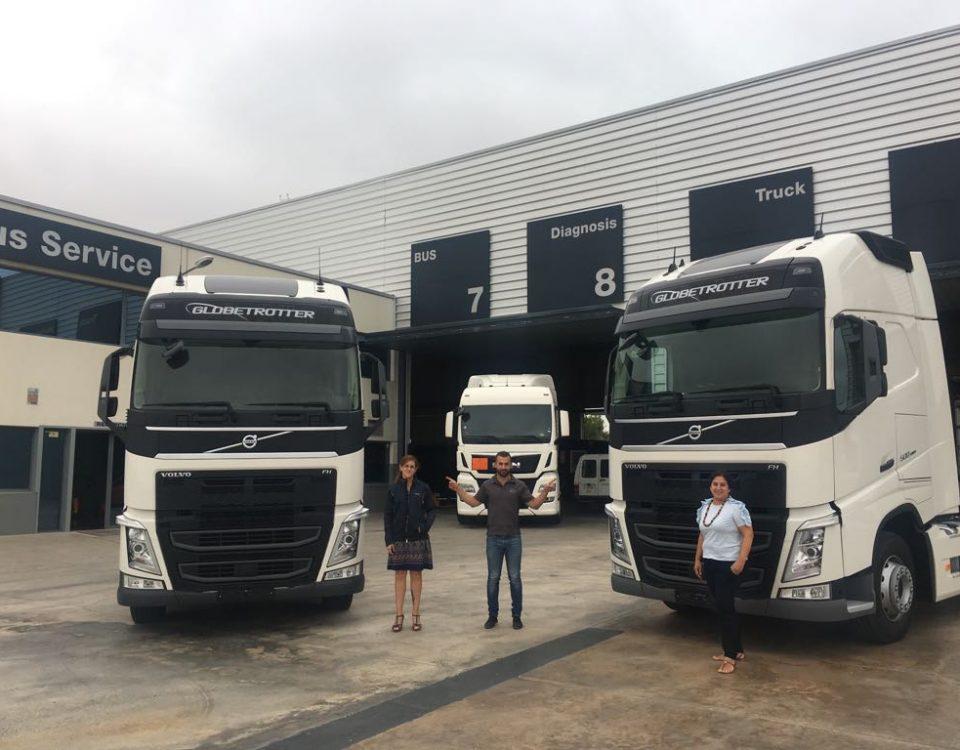 Camiones venta en SCAORTIZ. Camiones de ocasión y de segunda mano 960x750 - Últimas entregas de camiones VOLVO en SCAORTIZ