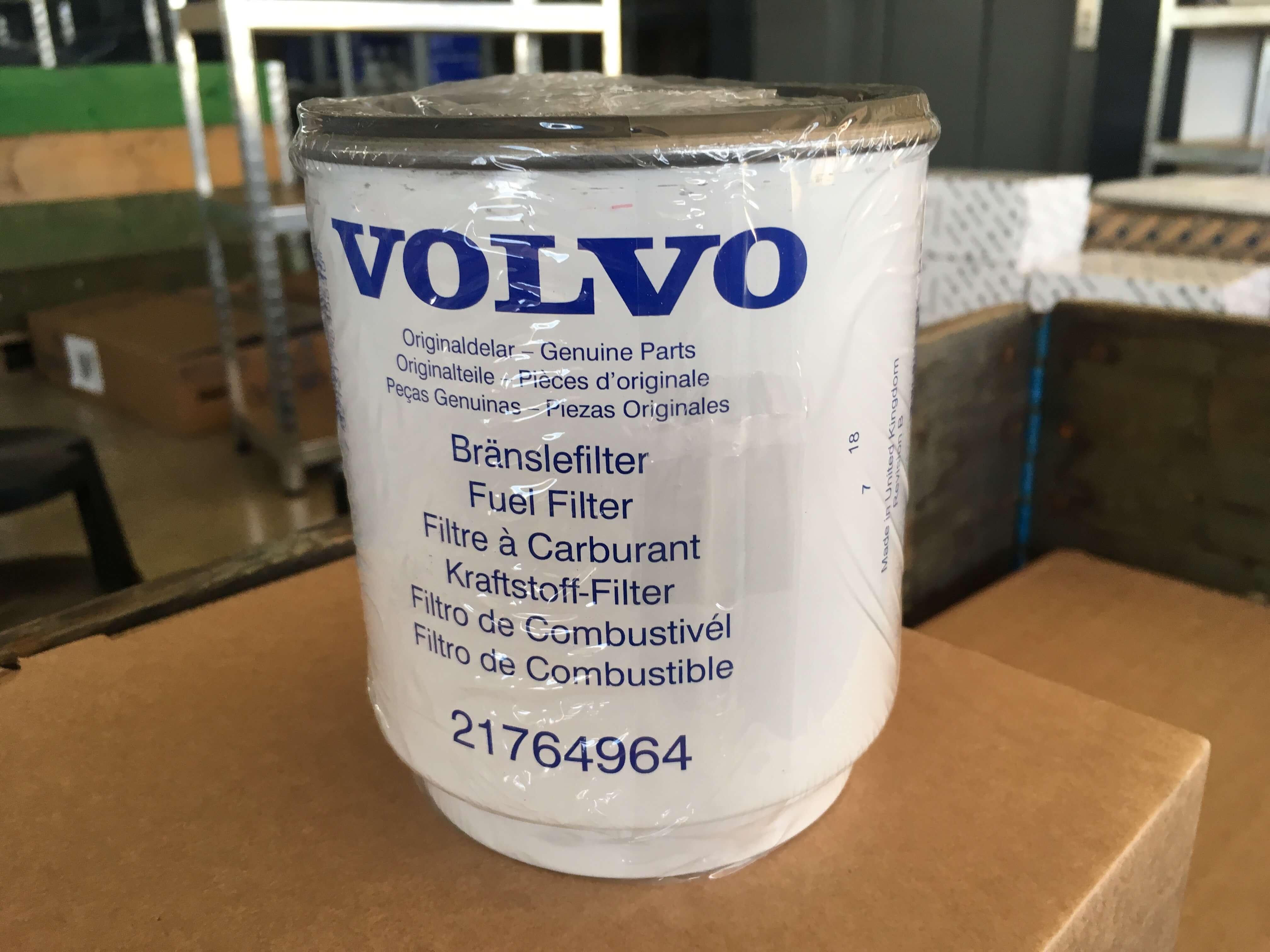 21764964 Filtro de aceite VOLVO Recambios originales para camión en SCAORTIZ - Filtro de aceite VOLVO. Referencia 21764964
