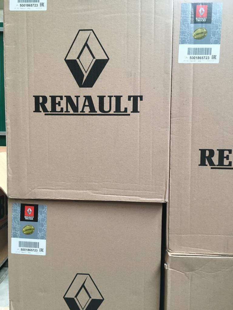 5001865723 Filtro de aire Renault. Recambios originales para camiones en SCAORTIZ - Filtro de aire RENAULT. Referencia 5001865723