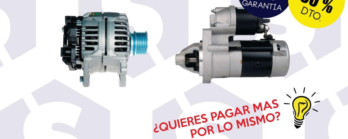 Campaña sustición motor de arranque. SCAORTIZ taller en la A3 y venta de recambios originales para camiones 1200x480 - Campaña de sustitución del motor de arranque y del alternador