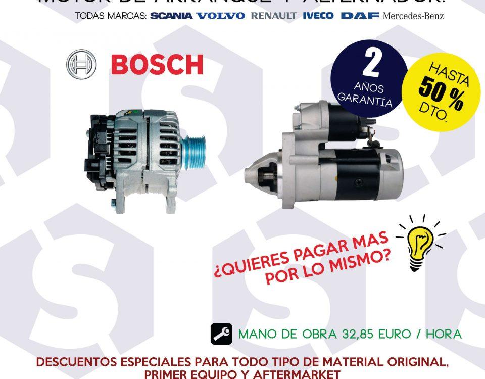 Campaña sustición motor de arranque. SCAORTIZ taller en la A3 y venta de recambios originales para camiones 960x750 - Campaña de sustitución del motor de arranque y del alternador