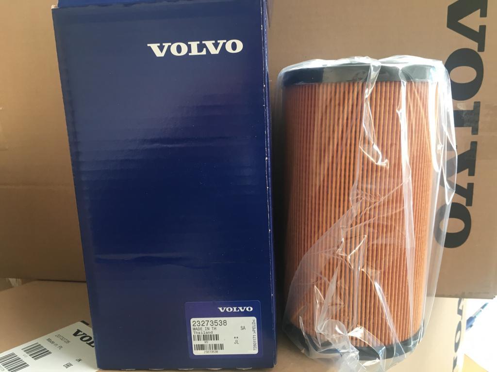 23273538 Filtro de aceite VOLVO. Recambios originales para camiones en SCAORTIZ - Filtro de aceite VOLVO. Referencia 23273538