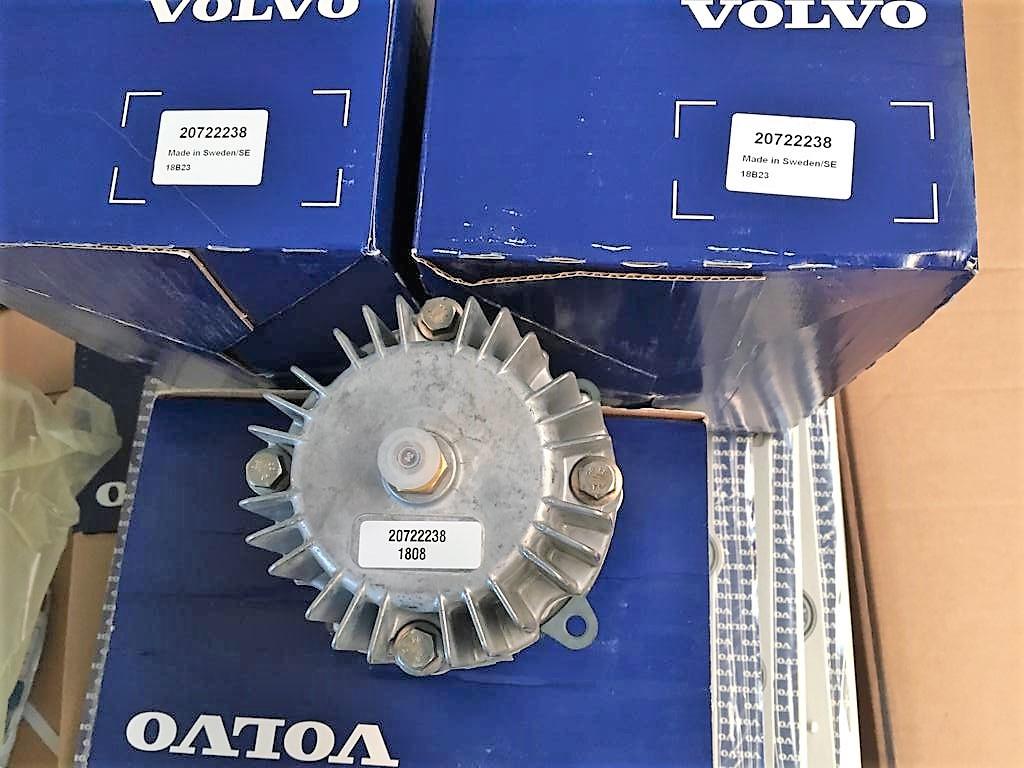 20722238 regulador de presión VOLVO. Venta de recambios orginales para camion en SCAORTIZ - Regulador de presión VOLVO. Referencia 20722238