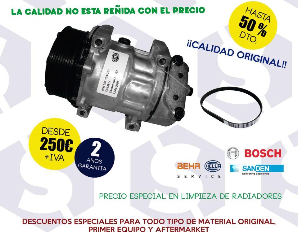 Compresores aire acondicionado camiones oferta en SCAORTIZ 960x750 - Campaña de compresores de aire acondicionado para camiones