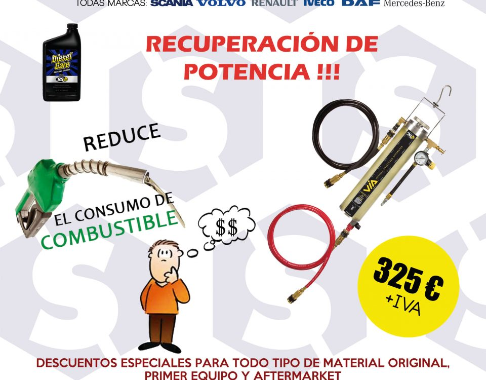 Campaña camiones limpieza inyección 960x750 - Limpieza del sistema de inyección de tu camión en SCAORTIZ