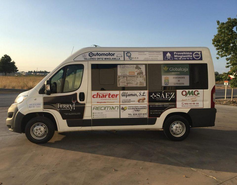 SCAORTIZ Automotor colabora con la Asociación de Alzheimer de Minglanilla RSC empresa responsable 960x750 - Automotor y Talleres Ortiz, con la Asociación de Alzheimer 'Valle del Cabriel'