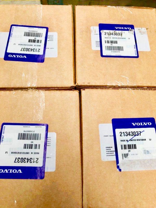 Actuator service kit volvo con referencia 21343037