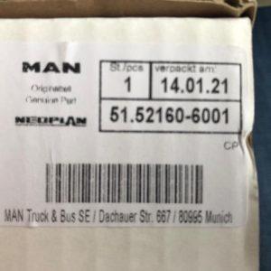 valvula compresor MAN para camiones con referencia 51521606001